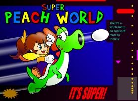 Super Peach World