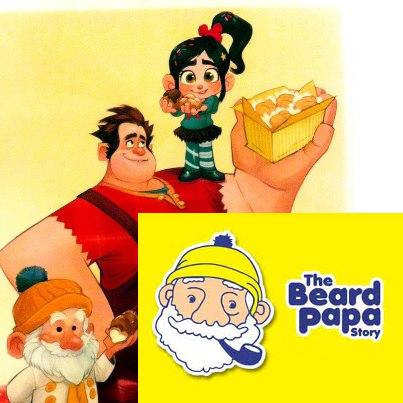 Beard Papa WiR