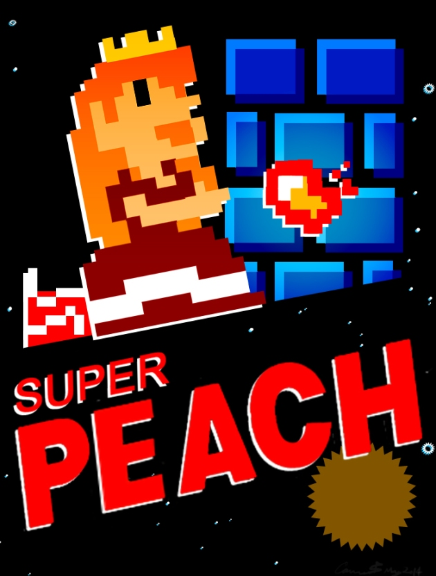 Princess Super Peach