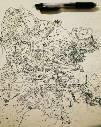 East Hyrule (unfinished)