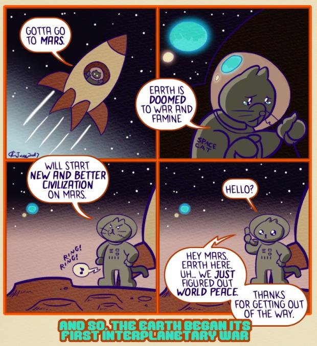 Hey Mars